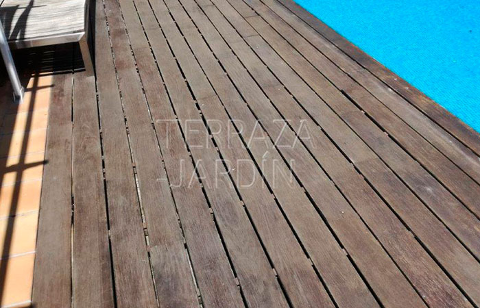 mantenimiento suelos de madera